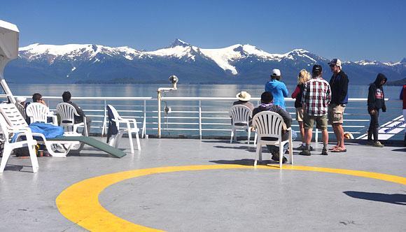 Alaska Marine Highway System The Milepost