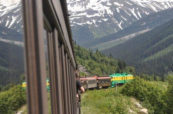 White Pass Yukon Route