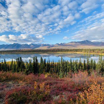 Hatchet Lake, Denali Highway Alaska