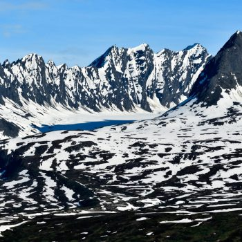Valdez Scenery