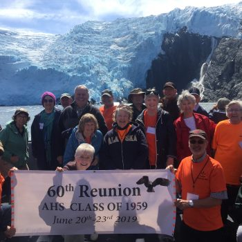 Anchorage High School 60th reunion
